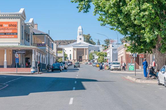 Colesberg Town